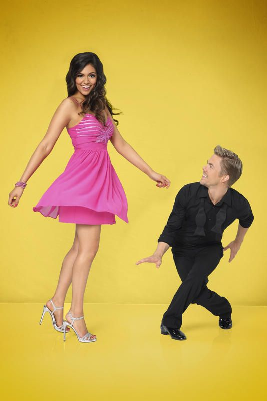 Dancing With the Stars 2014 Season 19 Pairs - Bethany Mota and Derek Hough GUYS VOTE FOR HER PLZ VOTE FOR BETH