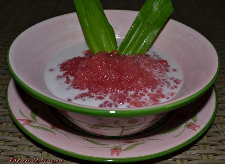 Diah Didi's Kitchen: Bubur Sagu Mutiara
