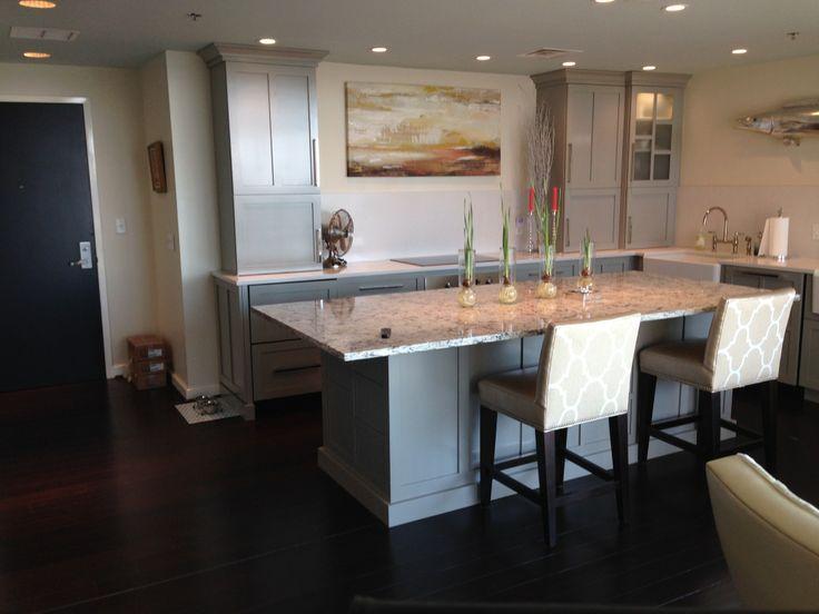 Small condo, Kitchen renovation