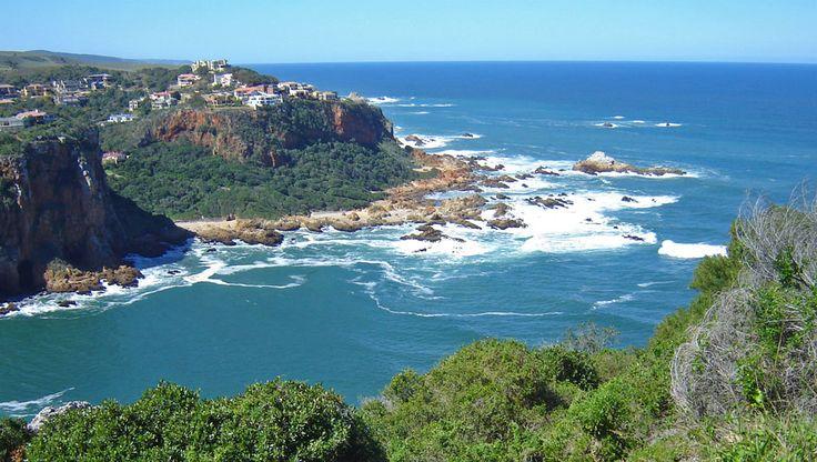 South African coastline at Knysna - wonderful!