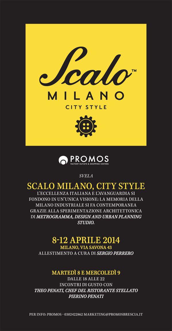 Scalo Milano City Style Fuorisalone 2014 #scalomilano - Tortona Around Design