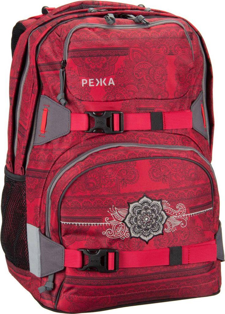 Taschenkaufhaus 4YOU Pekka Schulrucksack Henna Tatoo - Schulrucksack: Category: Taschen & Koffer > Schulrucksack > 4YOU Item…%#Taschen%