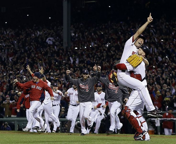 pictures of boston red socks win | Fan Report: Red Sox Take World Series | Vermont Public Radio