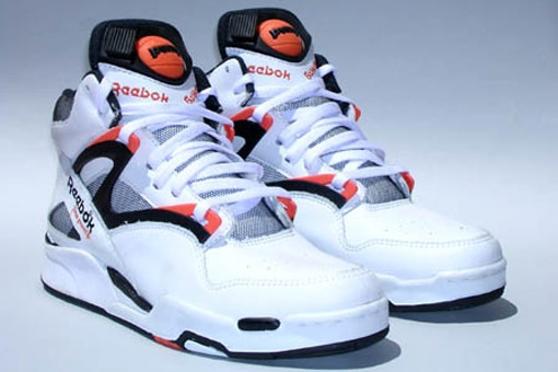 Original Reebok Pumps Basketball Shoes