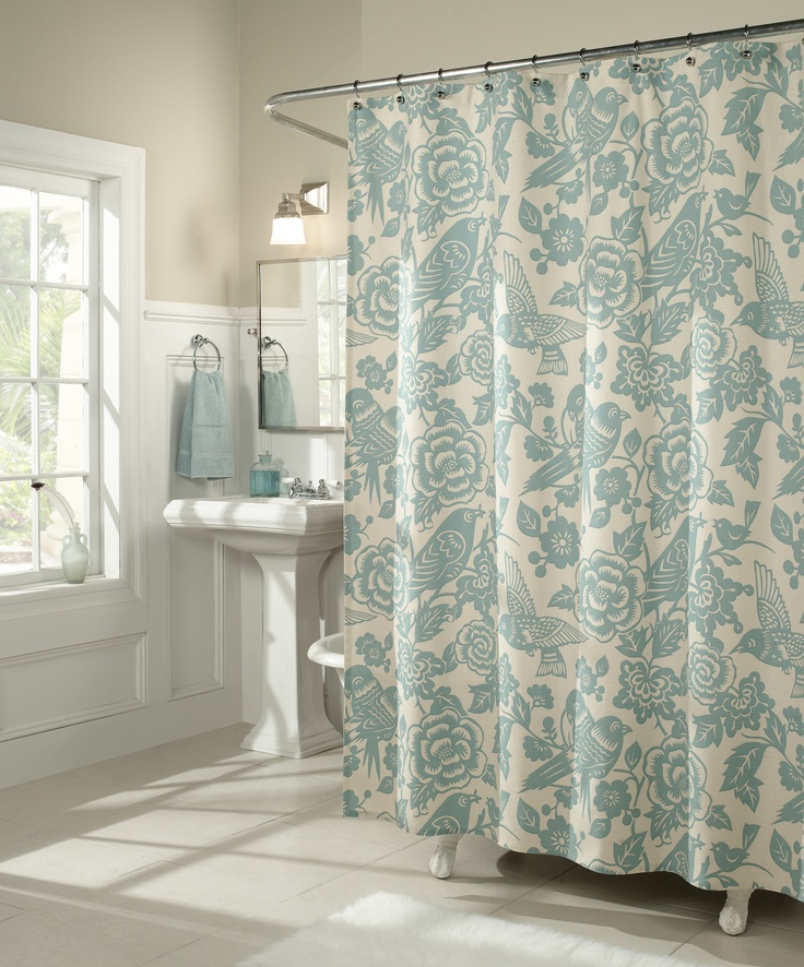 95 best Shower curtain love... images on Pinterest | Bathroom ...