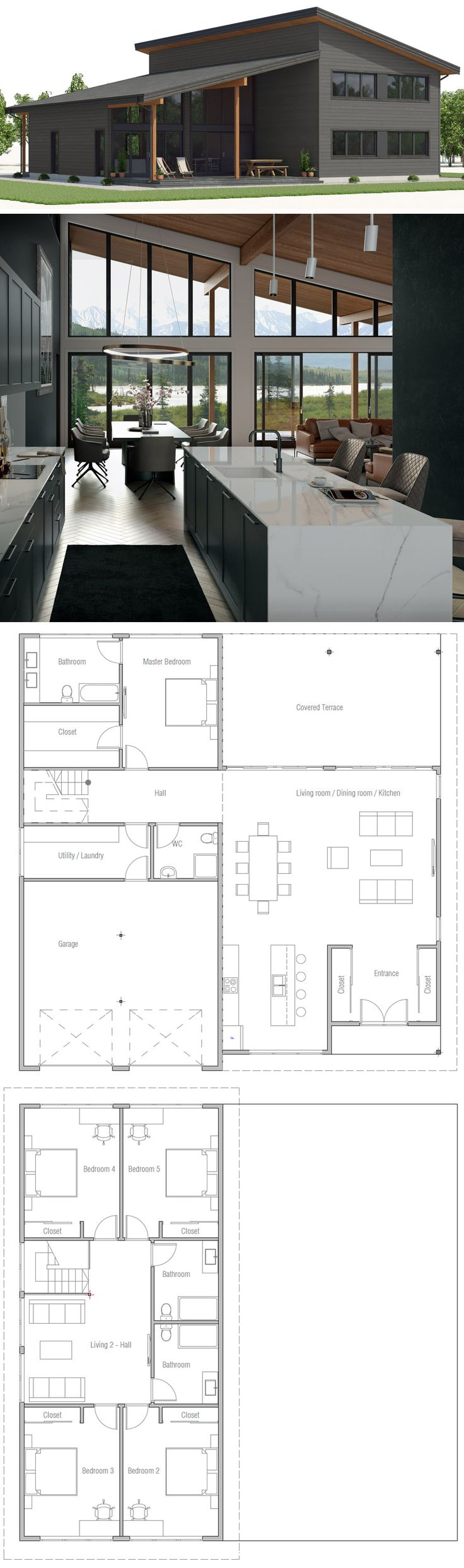 House Plan CH548