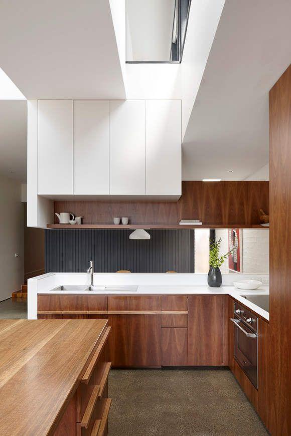 5 Ideas para instalar unos estantes en la cocina