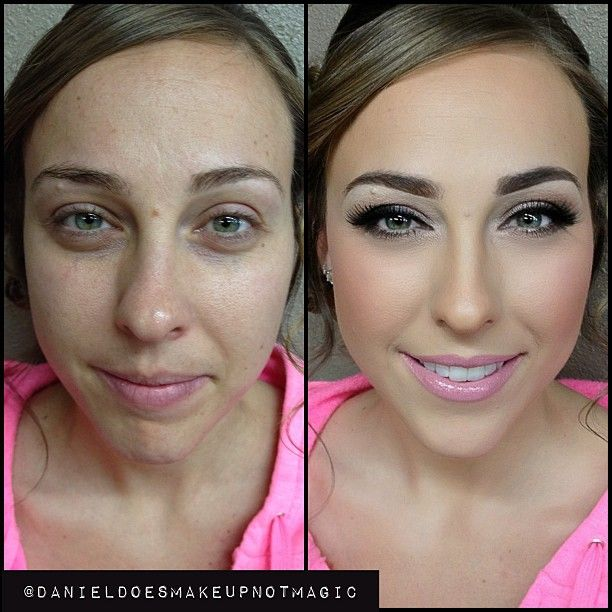 17 Best Images About Before And After Makeup On Pinterest