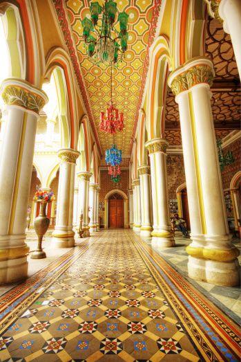 El Gran Palacio de Bangalore
