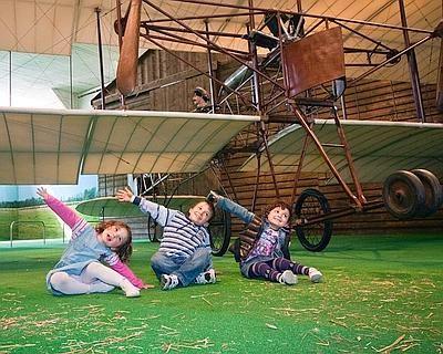 Bambini con Gusto vi porta a VOLANDIA, Museo del Volo di Malpensa