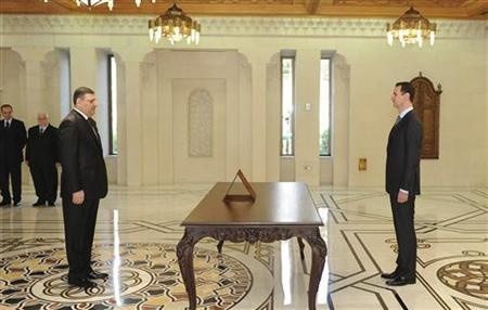 Sacked Syrian premier defects to Jordan.(August 6th 2012)