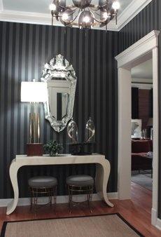 """""""Entre Esboços"""" Design Interior: O Cartão de Visitas da Residência: Hall de Entrada"""
