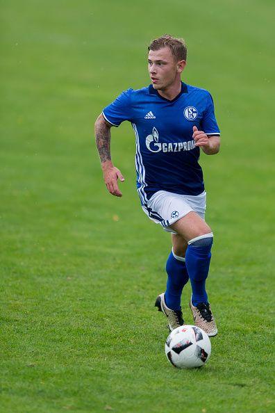 Rheine Germany Testspiel FC Eintracht Rheine FC Schalke 04 Max Meyer