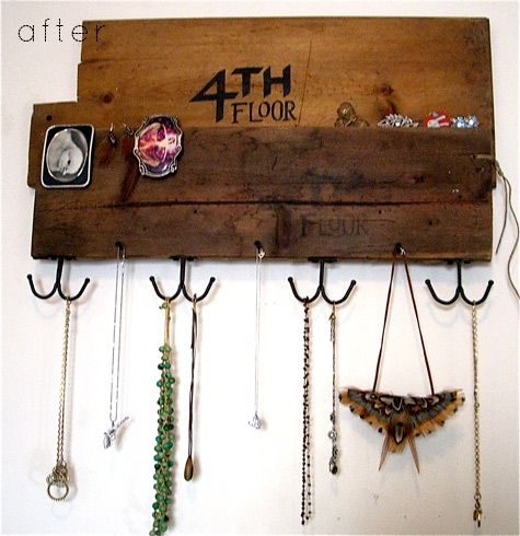 26 best Jewelry holder images on Pinterest Jewelry holder