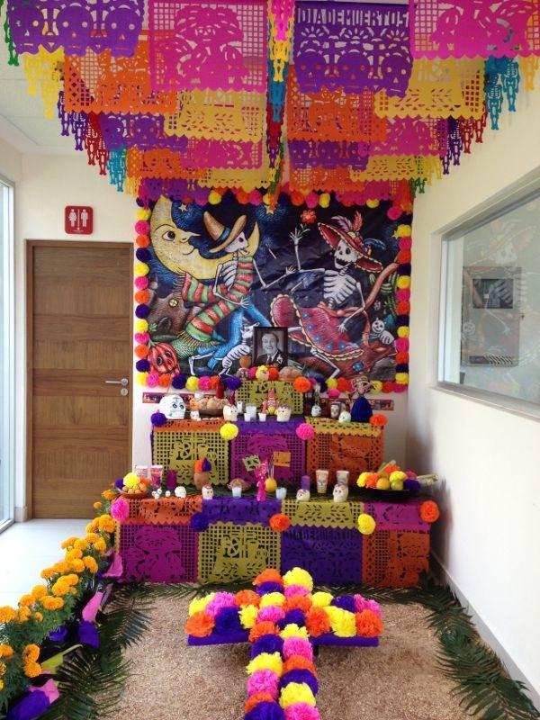 Altar de muertos, Mexico