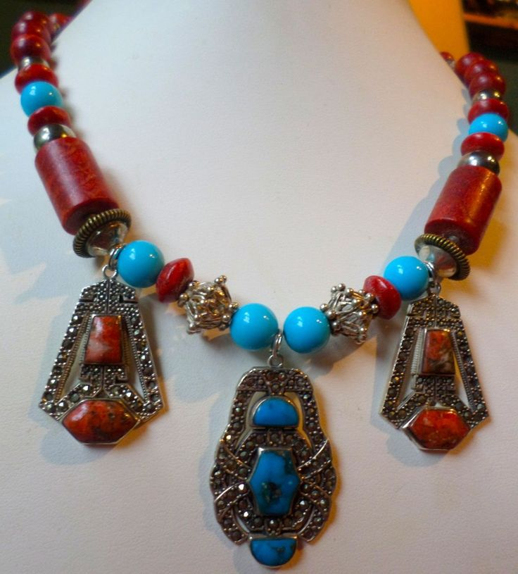 Mexican Marvelous by CretonnerieBijoux on Etsy