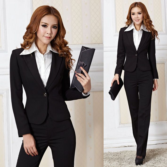 11 best Work Clothes Designs for Asian Women Fashionable Work ...