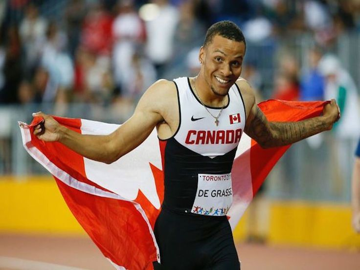 De Grasse running to embrace Canadian burden at Jerome Classic