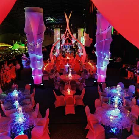 Fire And Ice Theme Decorations | Fire And Ice Party ... Prom Themes Fire And Ice