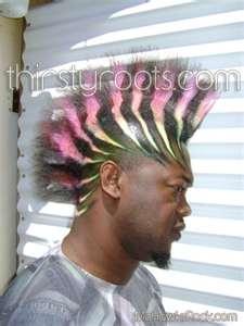 25 best ideas about Mohawk hairstyles men on Pinterest
