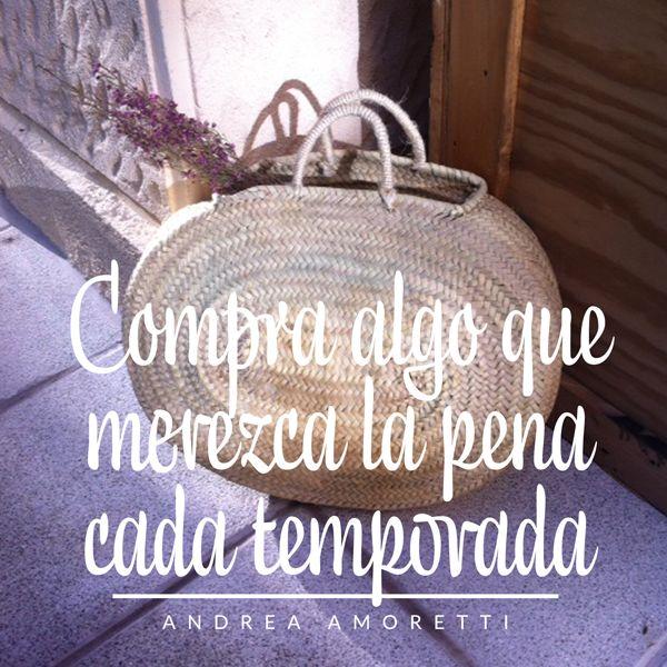 Cómo hacer tu shopping list   Andrea Amoretti - El estilo que te hace feliz