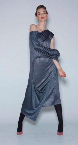 WORLD AW16 Collection Marias Dress #grunge #editorial #fashion #madeinNZ #worldbrandNZ
