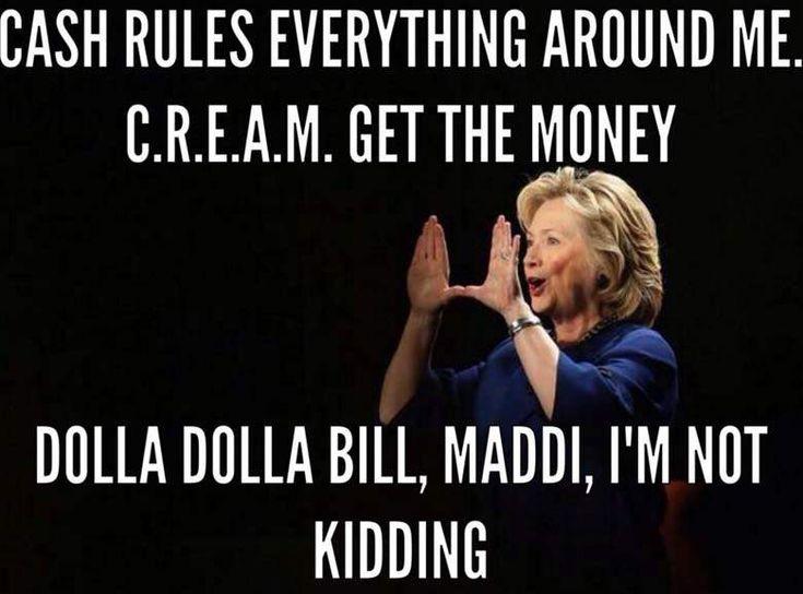 Best 25+ Funny hillary clinton memes ideas on Pinterest ...