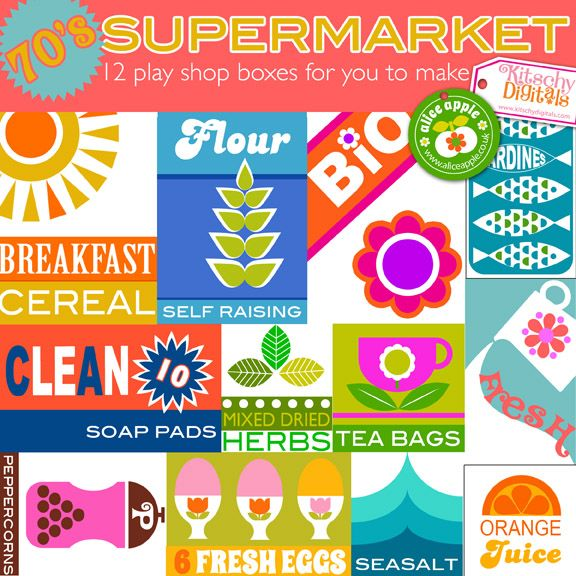 7 best images about Pretend Play Supermarket ideas on ...