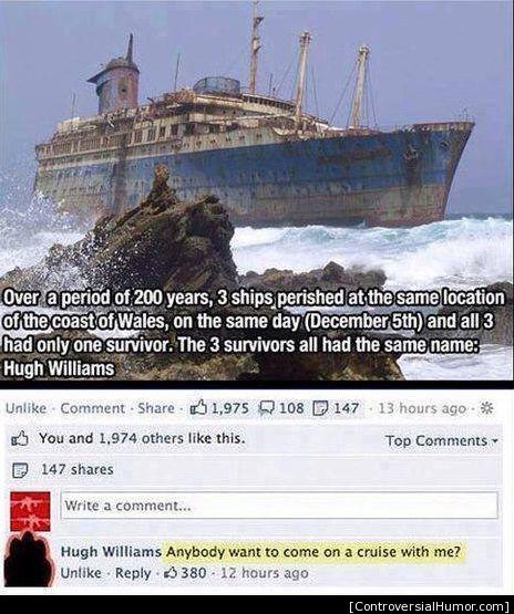 Come on a Cruise - http://controversialhumor.com/come-on-a-cruise/  #Funny, #FunnyPictures, #Haha, #Humor, #Offensive