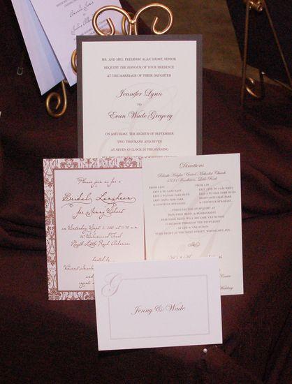 image of Jenny S Wedding Ensemble