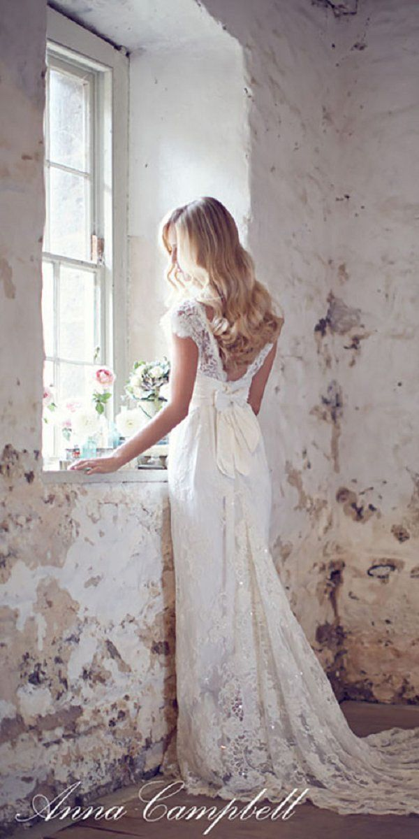 Cool  Prettiest Vintage Wedding Dresses You Will Love