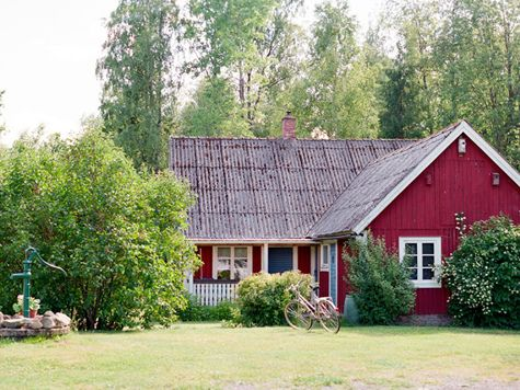 Swedish Style House 62 best tiny swedish houses images on pinterest | red houses