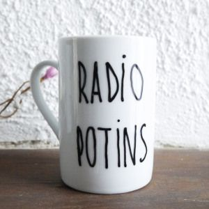 Radio potins.