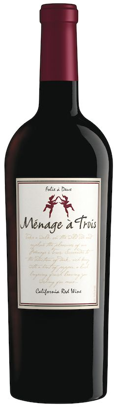 Take a walk on the wild side and explore the pleasures of Menage a Trois Red. Surrender to the seduction of dark, rich berry with a hint of pepper, a lush lingering finish leaving you wishing for more…