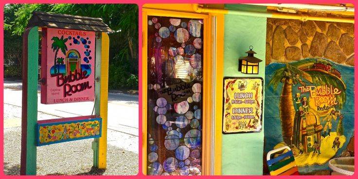 The Bubble Room - Florida's Most Outrageous & Award-winning Restaurant on Captiva Island!