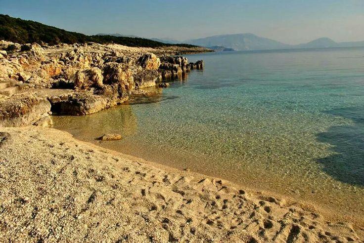 Alaties beach Kefalonia