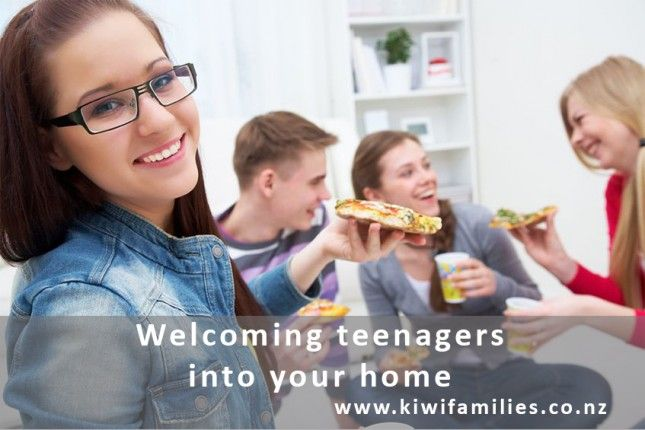 Top tips for making teens feel welcome in your home.