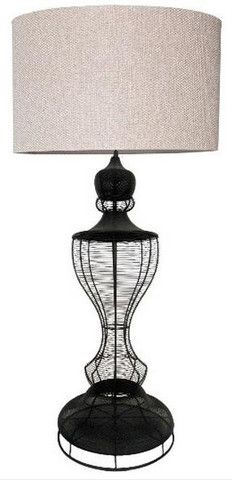 Oriental Floor Lamp Base - Complete Pad ®
