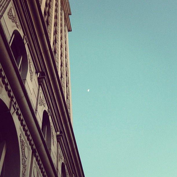 The Moon - @ Faria Lima