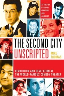 SECOND CITY . . The World - Famous Comedy Theater  HOLLY M