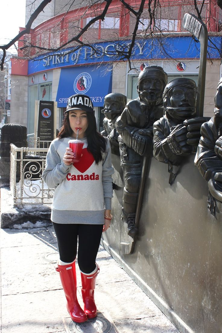 Olympic style in Roots Canada - My Fash Avenue