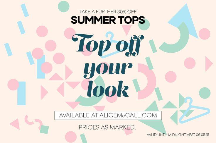 www.alicemccall.com/tops-sale