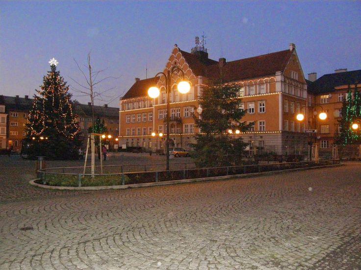 Zatrzymać świat: Rynek - Czeski Cieszyn (Český Těšín) (Czechy, kraj morawsko-śląski, pow. Karwina (Karviná))