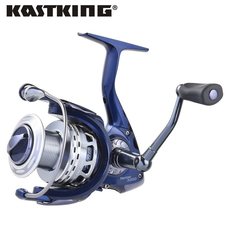 KastKing Triton Series Hi-Tech Double Bearing System Carbon Fiber Drag Spinning Reel  #fishingtrends