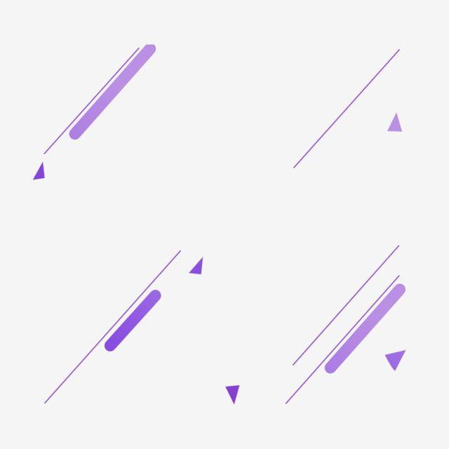 Gradient Technological Sense Purple Line Line Decoration Gradient Purple Cool Png Transparent Clipart Image And Psd File For Free Download Clip Art Purple Line Graphic Design Background Templates