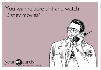 baking and Disney