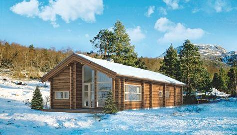 Bilderesultat for vinduer moderne hytte