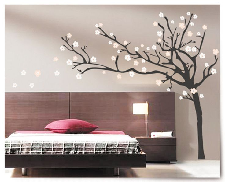 Decoracion dormitorios con vinilos inspiraci n de dise o - Decoracion de paredes de dormitorios ...