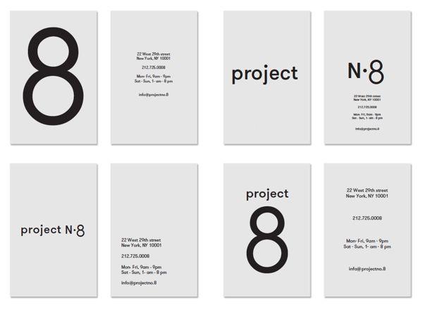 Project No.8 by Jessi Tsai, via Behance