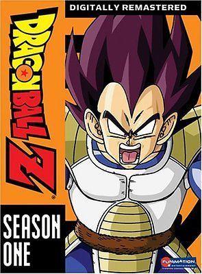 Dragon Ball Z: Season 1 (Vegeta Saga) - Visit now for 3D Dragon Ball Z compression shirts now on sale! #dragonball #dbz #dragonballsuper